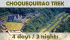 Program: Choquequirao Trek - 4 days / 3 nights