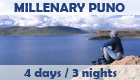 Program: Millenary Puno - 4 days / 3 nights
